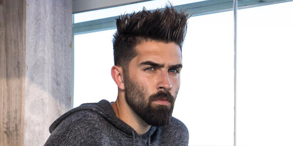 45 Trendy Spiky Hairstyles For Men (2019 Guide) Intended For Spiky Long Hairstyles (View 16 of 25)