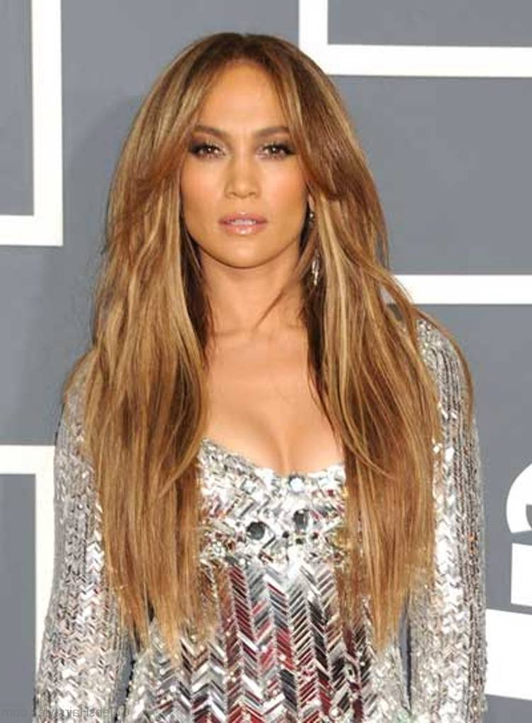 46 Mind Blowing Hairstyles Of Jennifer Lopez In Long Hairstyles Jennifer Lopez (View 23 of 25)