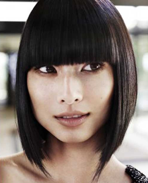 47 Exotic Chinese Bob Haircuts For Women | Hairstylo For Chinese Long Haircuts (View 14 of 25)
