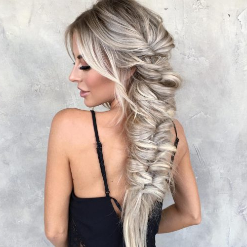 47 Very Edgy Hairstyles You'll See In 2019 Throughout Edgy Long Haircuts (View 4 of 25)