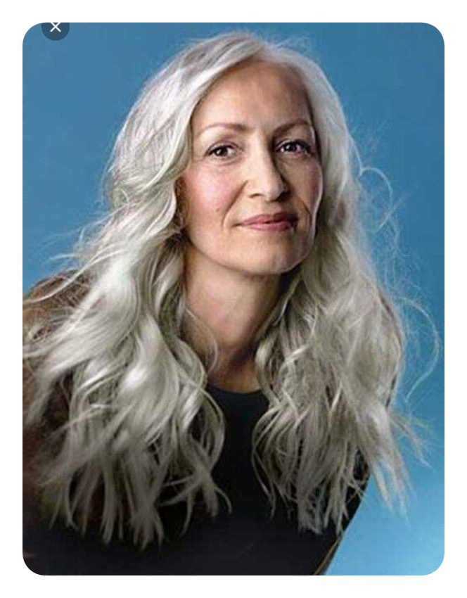 48 Gorgeous Hairstyles For Women Over 50 Pertaining To Long Hairstyles For Women Over (View 17 of 25)