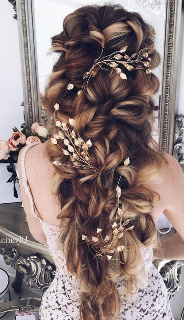 48 Of The Best Quinceanera Hairstyles That Will Make You Feel Like A For Long Curly Quinceanera Hairstyles (View 21 of 25)