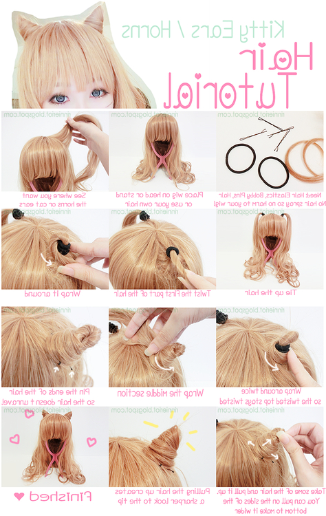 48 Ways To Make Your Life A Million Times Better | Hair :) If Not in Long Kawaii Hairstyles