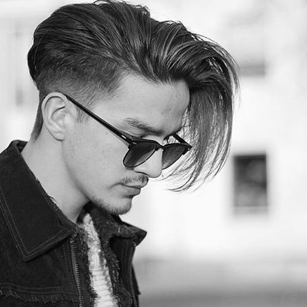 5 Best Disconnected Quiff Hairstyles For The Dapper Dude – Hairstylecamp Within Hairstyles Quiff Long Hair (View 22 of 25)