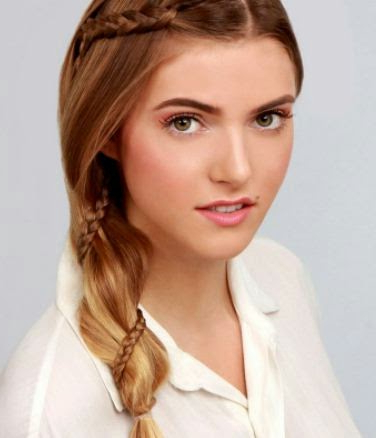 5 Easy Hairstyles Stepstep For Daily With Dishevelled Side Tuft Prom Hairstyles (View 16 of 25)