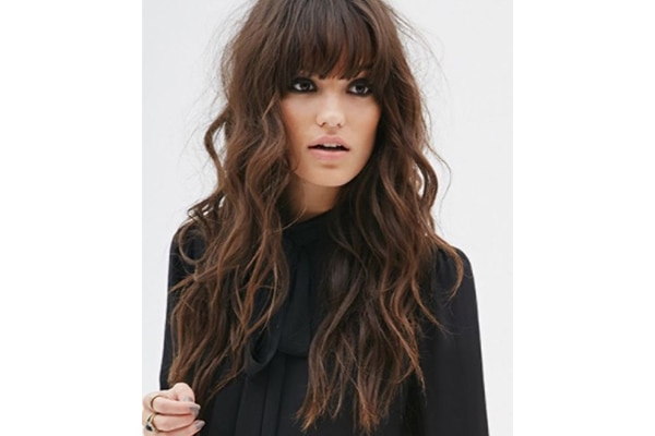 5 Edgy Haircuts For Long Hair Throughout Edgy Long Haircuts With Bangs (View 11 of 25)