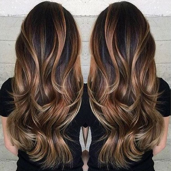 5 Hair Color Trends You Should Not Miss For This Autumn – | My Style With Long Hair Colors And Cuts (View 6 of 25)