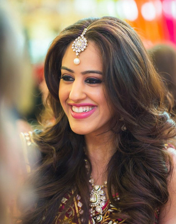 5 Indian Bridal Hairstyles For Wedding – Bewakoof Blog With Regard To Indian Hair Cutting Styles For Long Hair (View 10 of 25)