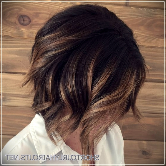 5 Long Choppy Bob Hairstyles For Brunettes And Blondes – Short And Regarding Choppy Dimensional Layers For Balayage Long Hairstyles (View 24 of 25)