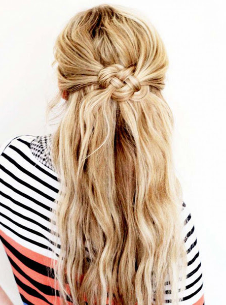 5 Pretty Beach Wave Hairstyles – Whitney Port With Regard To Long Hairstyles Beach Waves (View 18 of 25)