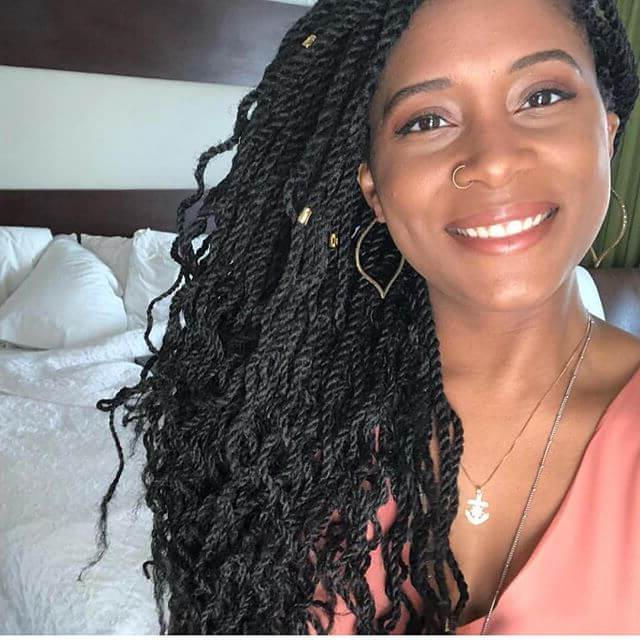 50 Amazing Kinky Twist Hairtyle Ideas You Can't Live Without In 2019 Regarding Long Kinky Hairstyles (View 6 of 25)