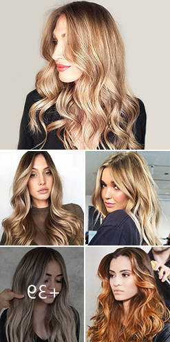 50 Balayage Hair Ideas In Brown To Caramel Tone | Lovehairstyles In Warm Toned Brown Hairstyles With Caramel Balayage (View 16 of 25)