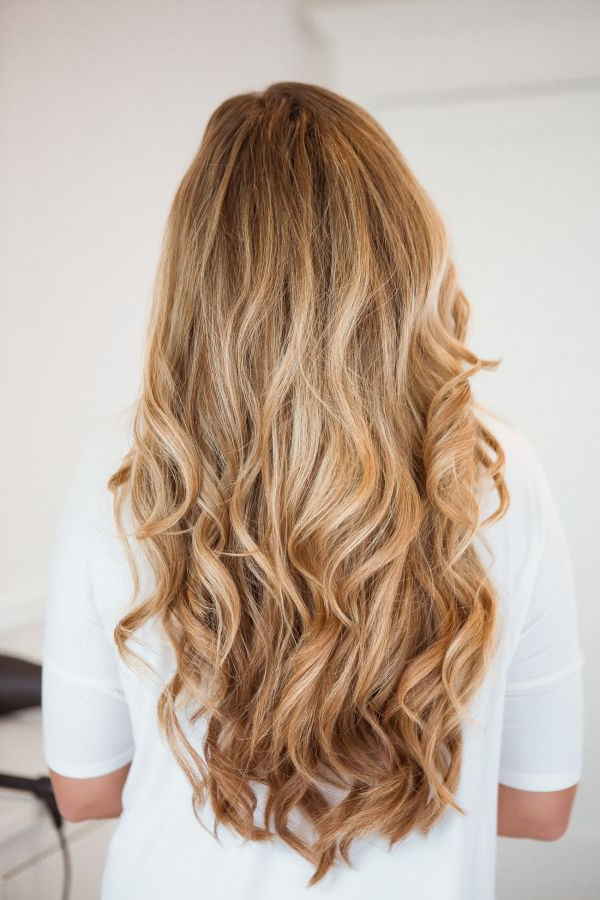 50 Beautiful Loose Curl Hairstyles With Tutorial In Long Hairstyles Loose Curls (View 4 of 25)