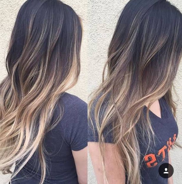 50 Beautiful Ombre Hairstyles In Ombre Long Hairstyles (View 15 of 25)
