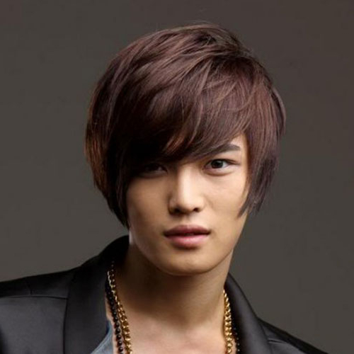 50 Best Asian Hairstyles For Men (2019 Guide) In China Long Haircuts (View 11 of 25)
