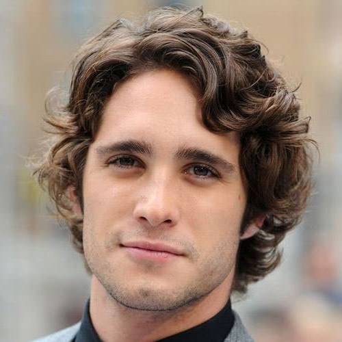 50 Best Curly Hairstyles + Haircuts For Men (2019 Guide) For Mens Long Curly Haircuts (View 18 of 25)
