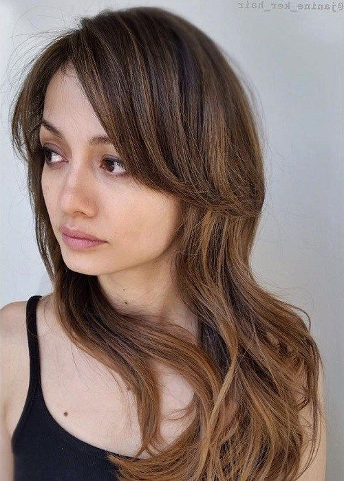 Featured Photo of Best Long Haircuts For Square Faces