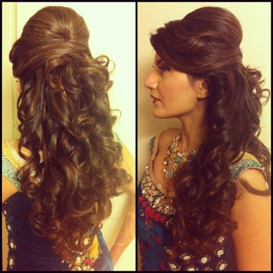 50 Best Indian Hairstyles You Must Try In 2019 In Indian Hair Cutting Styles For Long Hair (View 17 of 25)