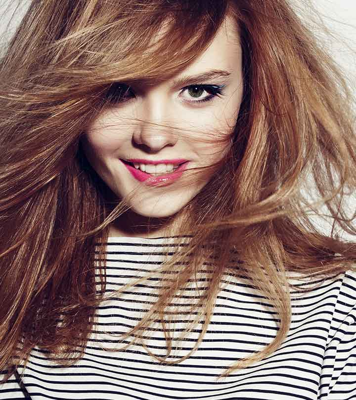 50 Best Long Hair With Bangs Looks For Women – 2019 Intended For Long Haircuts With Side Bangs (View 11 of 25)