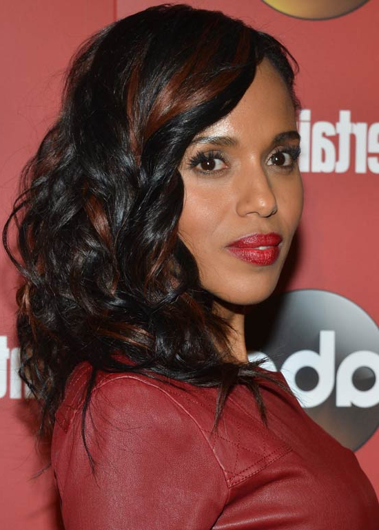 50 Best Long Hairstyles For Black Hair Pertaining To Cute Long Hairstyles For Black Women (View 14 of 25)