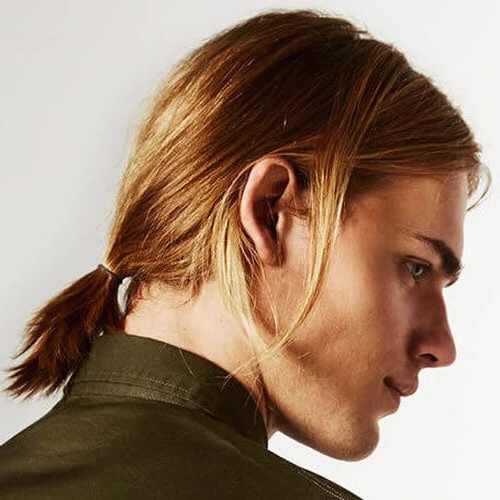 50 Business Casual Hairstyles For Men In 2019 – Men Hairstyles World With Medium To Long Hairstyles (View 24 of 25)