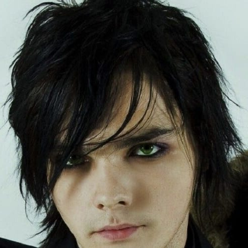 50 Cool Emo Hairstyles For Guys – Men Hairstyles World Intended For Emo Long Hairstyles (View 24 of 25)