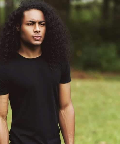 50 Creative Long Hairstyles For Black Men   Menhairstylist In Long Hairstyles African American (View 17 of 25)