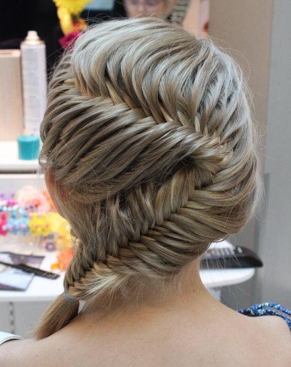50 Cute Braided Hairstyles For Long Hair Within Cute Braiding Hairstyles For Long Hair (View 18 of 25)