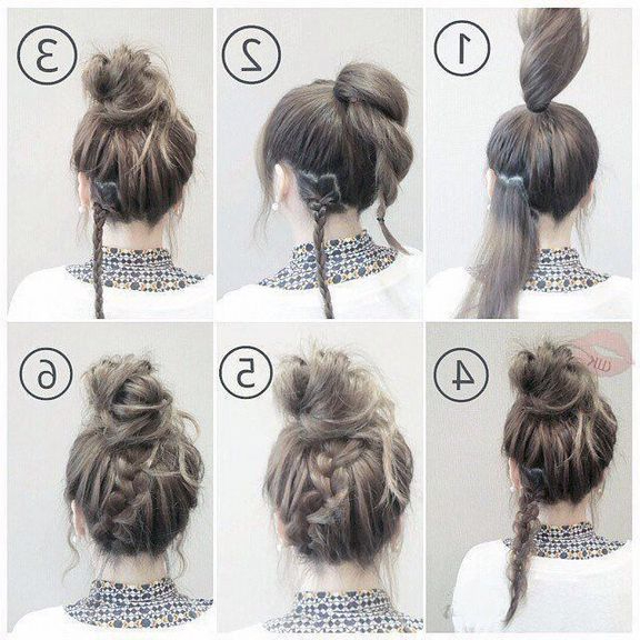 50 Easy And Quick Hairstyles For School For Long Hairstyles Easy And Quick (View 24 of 25)