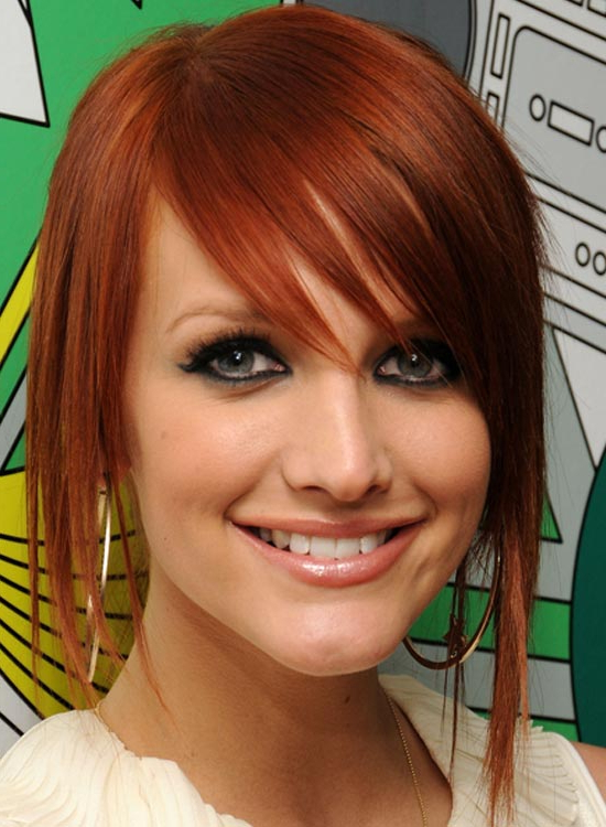 50 Edgy Medium Length Hairstyles For Edgy Long Haircuts With Bangs (View 12 of 25)
