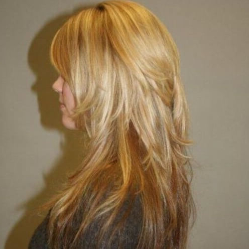50 Funky Shag Haircuts | Hair Motive Hair Motive In Long Layered Shaggy Haircuts (View 11 of 25)