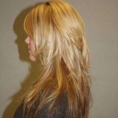 50 Funky Shag Haircuts | Hair Motive Hair Motive Throughout Long Layered Shaggy Hairstyles (View 13 of 25)