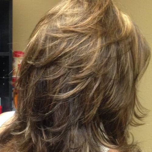 50 Funky Shag Haircuts | Hair Motive Hair Motive Within Shaggy Long Layers Hairstyles (View 25 of 25)