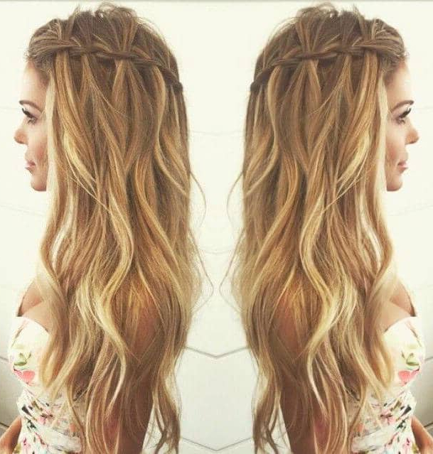 50 Gorgeous Braids Hairstyles For Long Hair In Long Hairstyles Plaits (View 16 of 25)