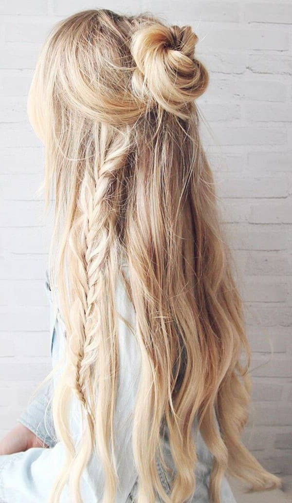 50 Gorgeous Braids Hairstyles For Long Hair Intended For Long Hairstyles Plaits (View 13 of 25)