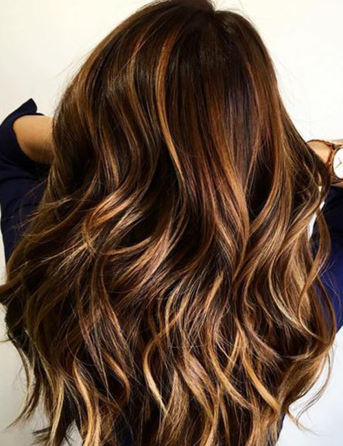 50 Gorgeous Long Layered Hairstyles Inside Long Haircuts Layers (View 23 of 25)