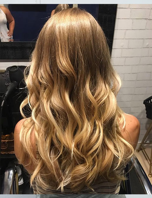 50 Gorgeous Long Layered Hairstyles Intended For Brown Blonde Hair With Long Layers Hairstyles (View 19 of 25)