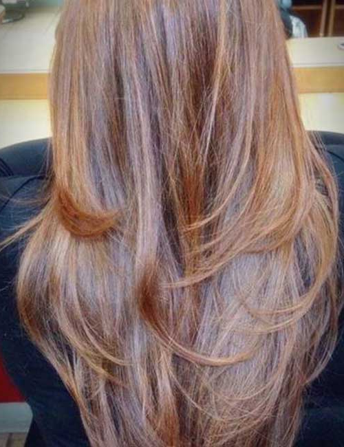 50 Gorgeous Long Layered Hairstyles Intended For Classy Layers For U Shaped Haircuts (View 14 of 25)