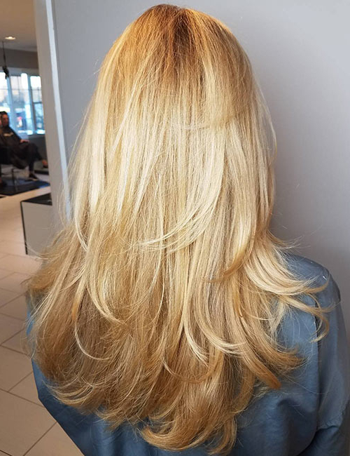 50 Gorgeous Long Layered Hairstyles Intended For Long Hairstyles Cuts (View 15 of 25)