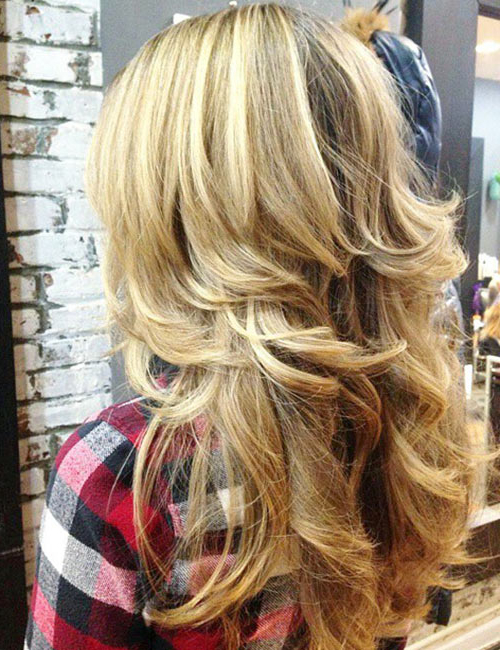 50 Gorgeous Long Layered Hairstyles With Long Haircuts With Layers (View 14 of 25)