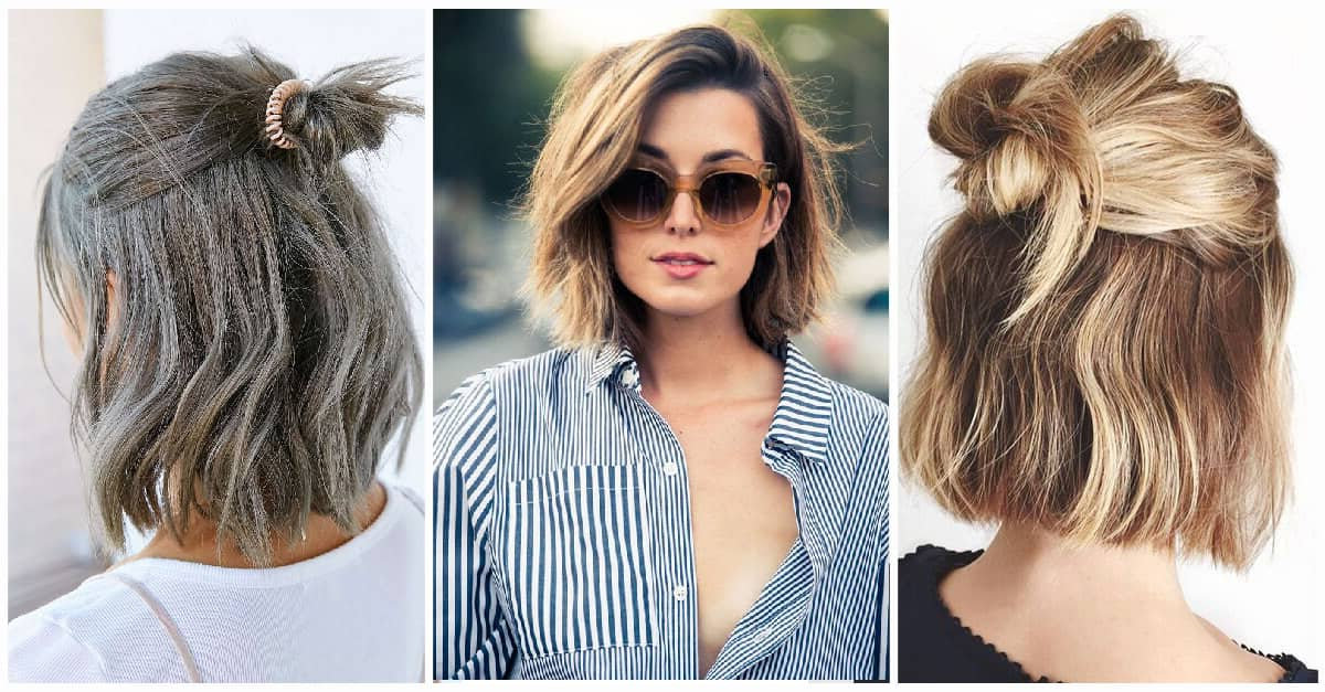 50 Gorgeous Short Hairstyles To Let Your Personal Style Shine With Short Layered Long Hairstyles (View 24 of 25)
