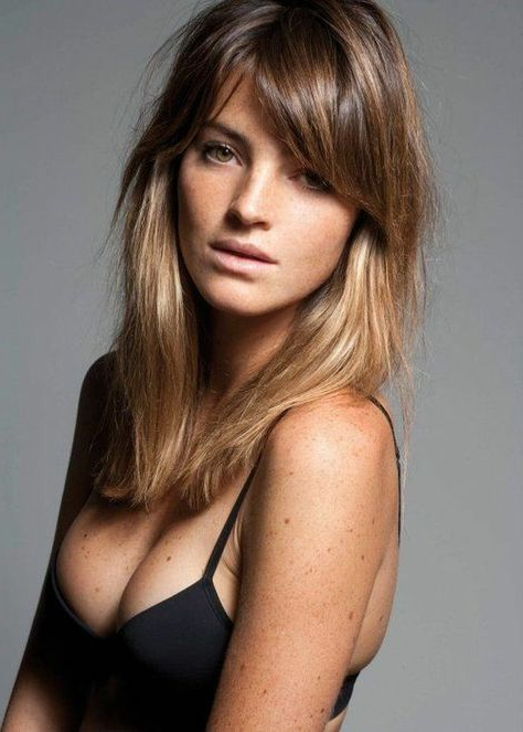 50 Gorgeous Side Swept Bangs Hairstyles For Every Face Shape Inside Long Hairstyles Side Bangs (View 17 of 25)