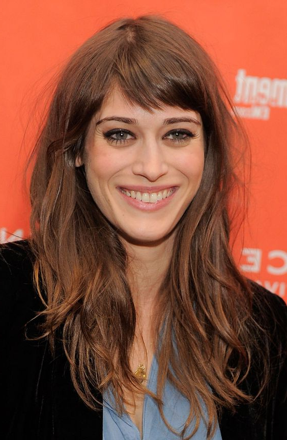50 Gorgeous Side Swept Bangs Hairstyles For Every Face Shape Regarding Short Bangs Long Hairstyles (View 21 of 25)