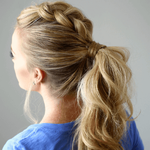 50 Graceful Updos For Long Hair   Hair Motive Hair Motive With Regard To Long Hairstyles Updos (View 9 of 25)