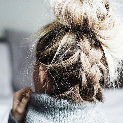 50 Graceful Updos For Long Hair | Hair Motive Hair Motive Within Casual Updos For Long Thick Hair (View 8 of 25)