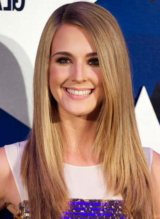 50 Hairstyles For Long Straight Hair Regarding Long Haircuts Straight Hair (View 16 of 25)