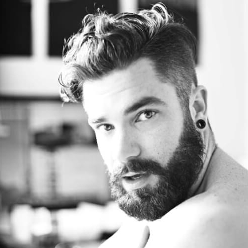 50 Impressive Hairstyles For Men With Thick Hair – Men Hairstyles World Within Long Hairstyles For Thick Hair And Round Faces (View 22 of 25)