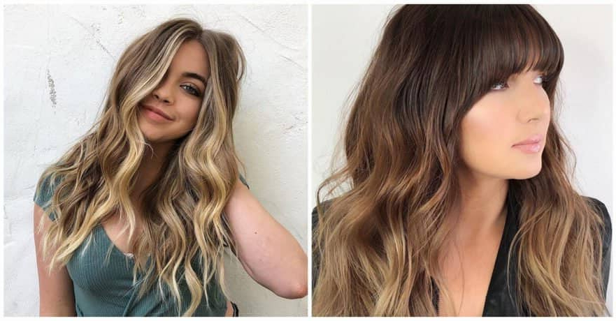 50 Insanely Hot Hairstyles For Long Hair That Will Wow You In 2019 For Long Hairstyles Brown (View 25 of 25)