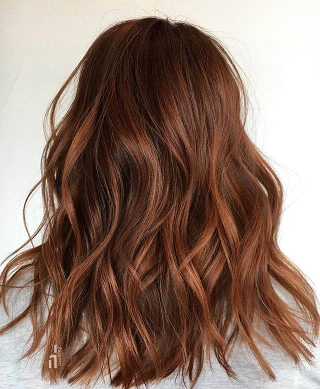 50 Insanely Hot Hairstyles For Long Hair That Will Wow You In 2019 Inside Choppy Chestnut Locks For Long Hairstyles (View 9 of 25)