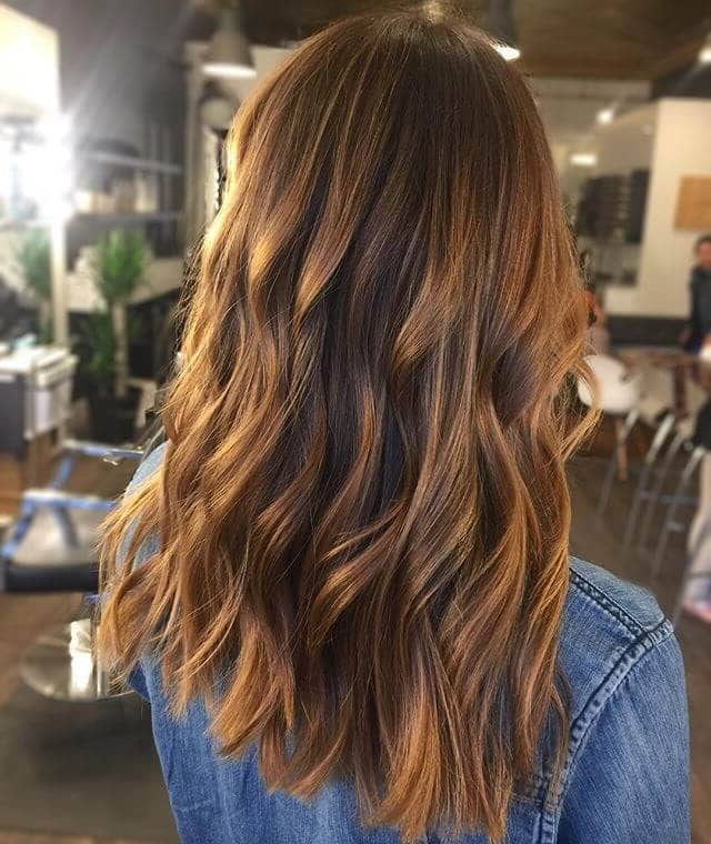 50 Insanely Hot Hairstyles For Long Hair That Will Wow You In 2019 With Choppy Chestnut Locks For Long Hairstyles (View 5 of 25)